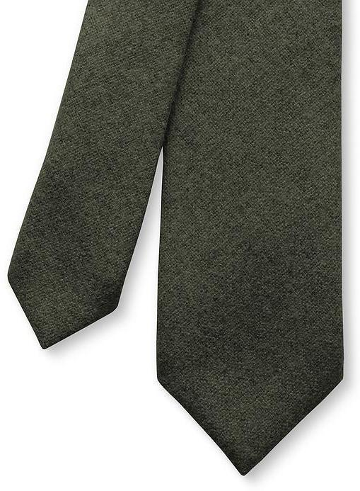 Banana Republic Flannel Skinny Tie
