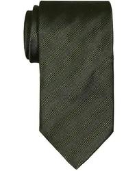 Valentino Olive Green Tie