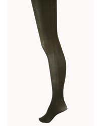 Forever 21 Classic Tights