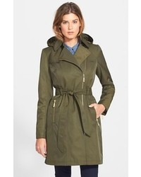 Olive trenchcoat original 1362957