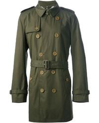 Olive Trenchcoat