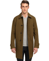 Jack Spade Bonded Trench Coat Coat