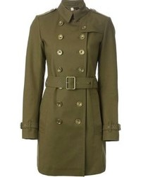 Burberry Military Trench Coat