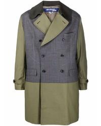 Junya Watanabe MAN Double Breasted Blazer Panel Coat