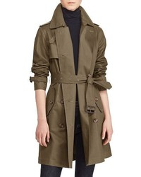 Double breasted trench coat medium 3753514