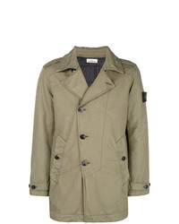 Stone Island Lightweight Trench Coat