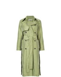 Nino Babukhadia Mid Length Trench Coat