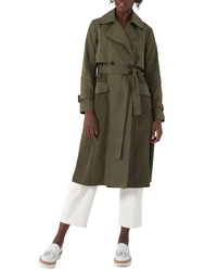 NVLT New Memory Trench Coat