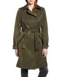 Sam Edelman Packable Trench Coat