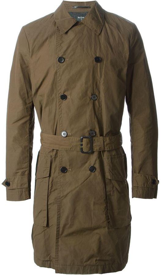 Paul Smith Classic Trench Coat
