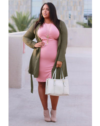 Forever 21 Plus Size Trench Coat
