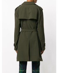 Prada Vintage Trench Coat