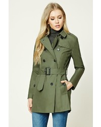 Forever 21 Classic Trench Coat
