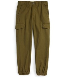 Olive Trousers