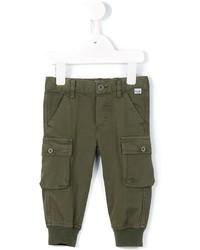 Il Gufo Cargo Trousers