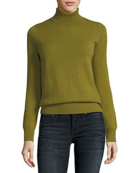 Cashmere collection classic cashmere turtleneck medium 4156515