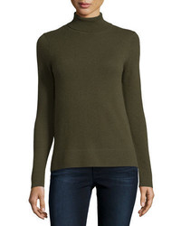 Cashmere collection modern cashmere turtleneck medium 3750541