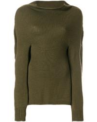 Marni Wide Turtleneck Sweater
