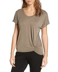 Nic+Zoe Boardwalk V Neck Jersey Tee
