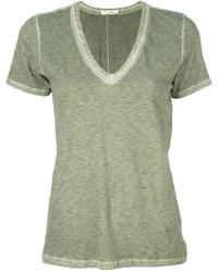 Rag & Bone V Neck T Shirt