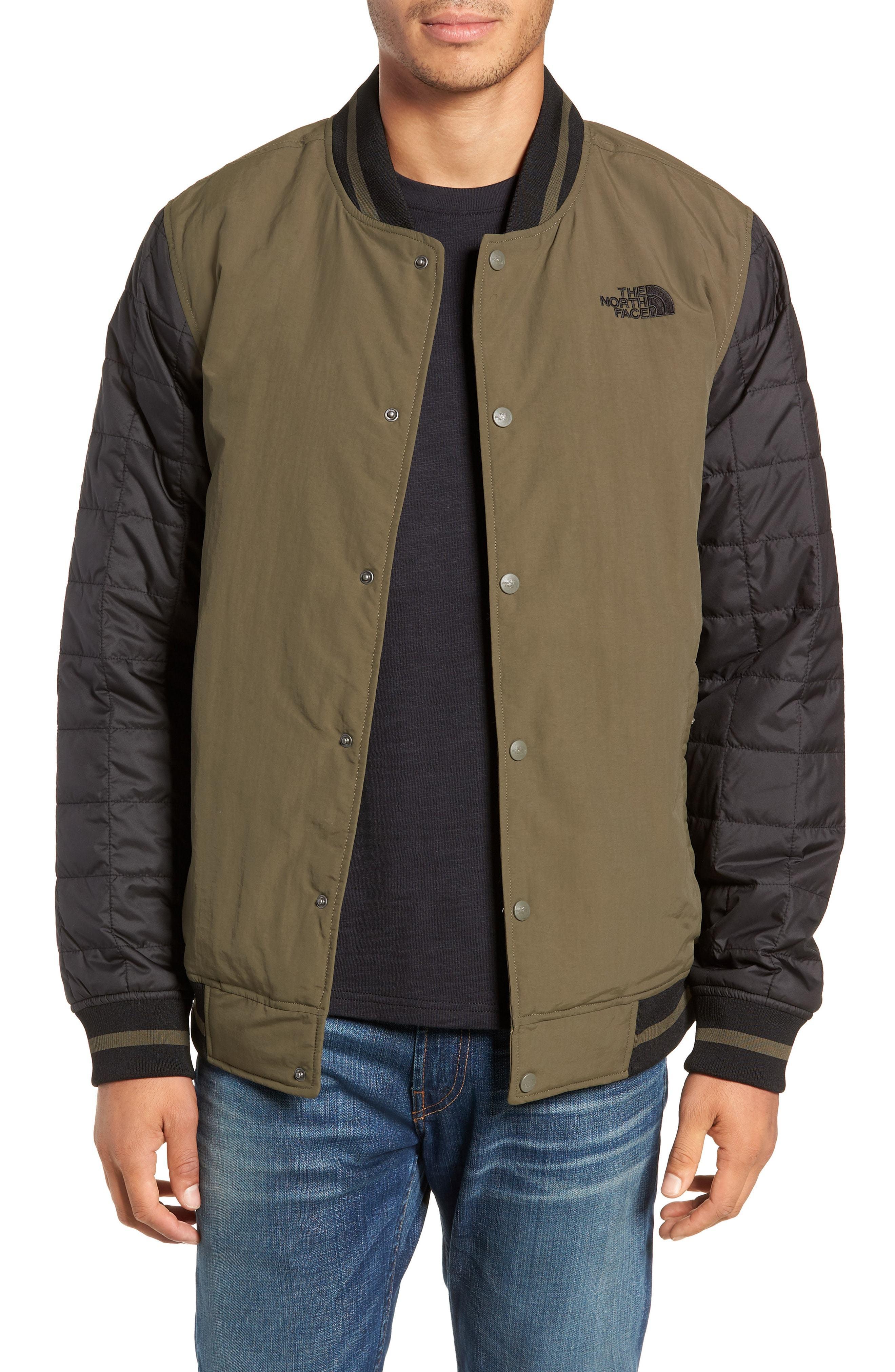 228de2f21 Transbay Insulated Varsity Jacket