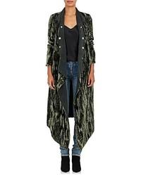 Crushed velvet coat medium 6844386