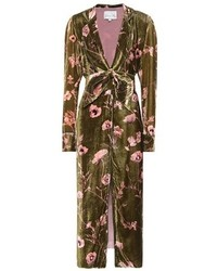 Johanna ortiz florari velvet coat medium 6844480
