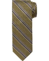 Joseph Melange Stripe Tie