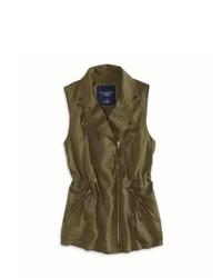 Olive Vest