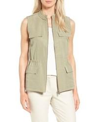 Collection flap pocket utility vest medium 4015123
