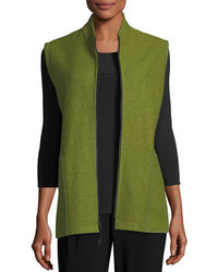 Paris plus zip up vest plus size medium 5277247