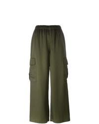 Comme Des Garçons Vintage Cargo Trousers
