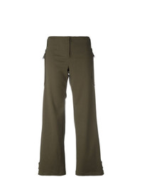 Romeo Gigli Vintage Twill Trousers