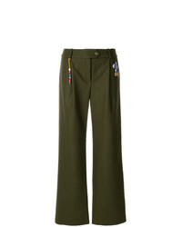 Mira Mikati Wide Leg Trousers