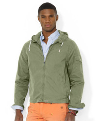 Hooded windbreaker medium 449043