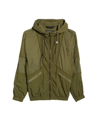 Diesel J Packar Windbreaker Jacket