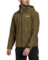 adidas Terrex Multi Rain Rdy Primegreen Rain Jacket