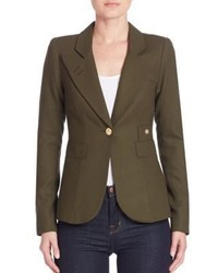 Duchess wool blazer medium 779778