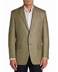 Lauren Ralph Lauren Woven Silk Wool Sportcoat