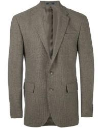 Woven single breasted blazer medium 795485