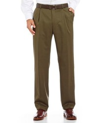 Hart Schaffner Marx Tailored Single Pleat Chicago Dress Pants
