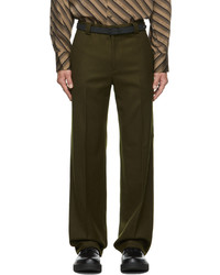 Commission Wool Carpenter Tailored Trousers