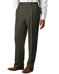 Lauren Ralph Lauren Wool Cashmere Blend Cuffed Pants
