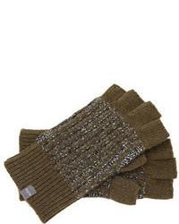 Echo Design Plated Fingerless Glove