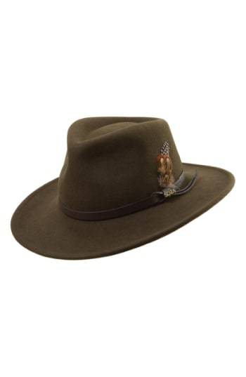 f283126d Scala Classico Crushable Felt Outback Hat, $53 | Nordstrom ...