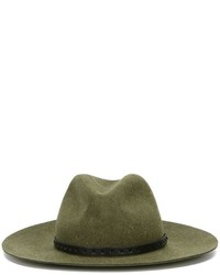 Rag bone classic fedora hat medium 691541