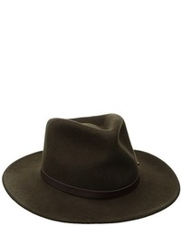 Woolrich Crushed Felt Outback Hat