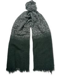 Incotex Dgrad Wool Blend Scarf