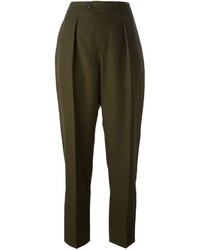 Maison margiela tapered trousers medium 733646