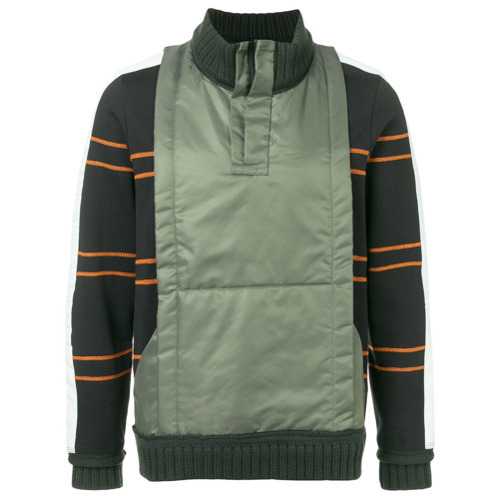 82a518a453 $304, Craig Green Shell Panelled Sweater